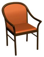 Урок № 4 Делаем стул. Модификаторы Loft, Extrude и Bevel.