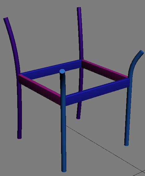 промежуточный вариант стула