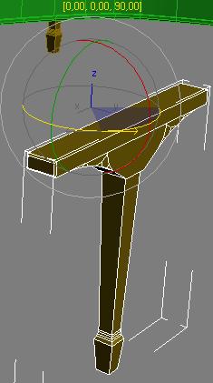 ножка рояля